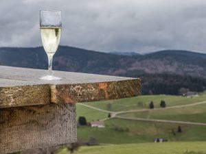 witte wijn uit de gouden ton